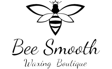 Logo, Bee Smooth Waxing